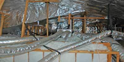 Air Duct Removal & Replacement